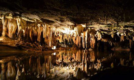 Schwäbische Alb, die Laichinger Tiefenhöhle
