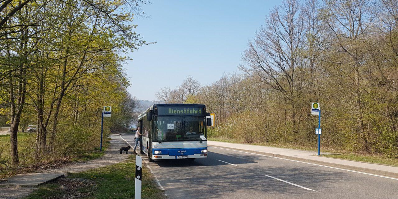 Freizeitlinien starten in die Nationalparkregion Eifel