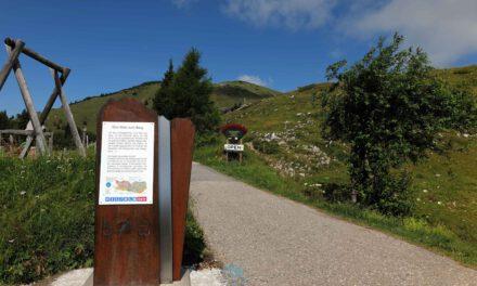 Neueröffnung – Barrierefreier Geologielehrweg Rosstratte