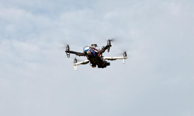 Keine Drohnen im Nationalpark!