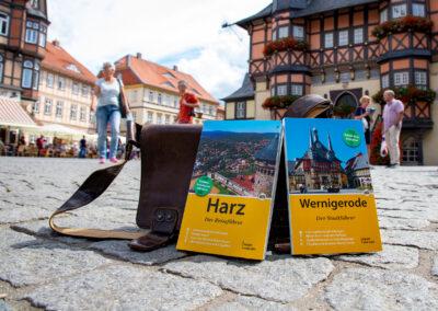 """Neue Reiseführer """"Harz"""" und """"Wernigerode"""""""