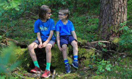 Neu bei Wrightsock: Doppellagige Socken jetzt auch für Kinder