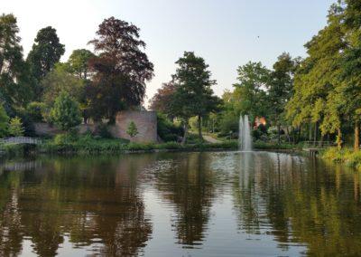 Park an der Burg in Wassenberg