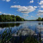 Radtour um die Nettetaler Seen