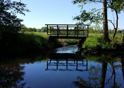 Brücke an der Holtmühle