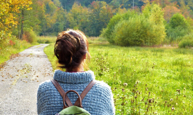 Meditatives Wandern für Frauen