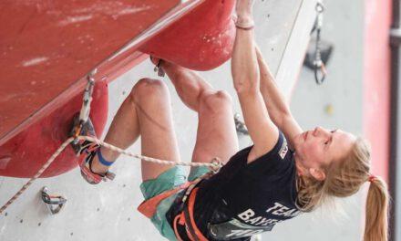 Internationale Deutsche Meisterschaft Lead 2021 in Augsburg