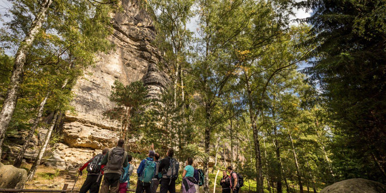 5. Globetrotter Wandertage in der Sächsischen Schweiz 2021
