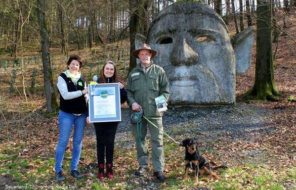 Der beliebte Sauerland-Höhenflug bleibt Qualitätsweg