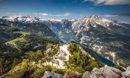 Im Berchtesgadener Land hilft der neue Ausflugs Ticker bei der Planung
