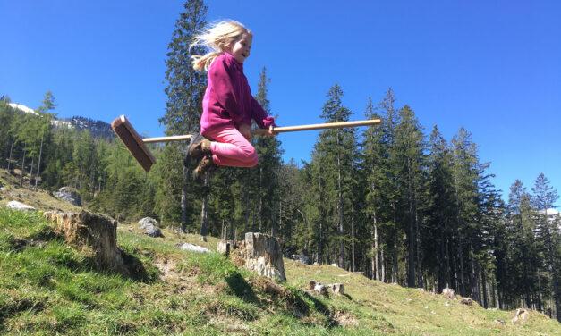 Ferienprogramm im Nationalpark Berchtesgaden
